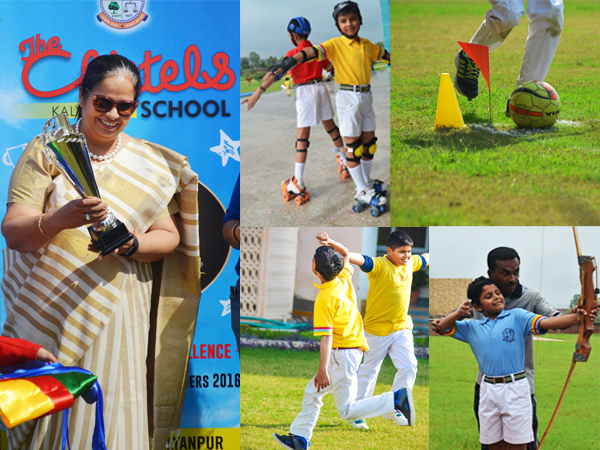 Multi-Sport Culture At The Chintels School